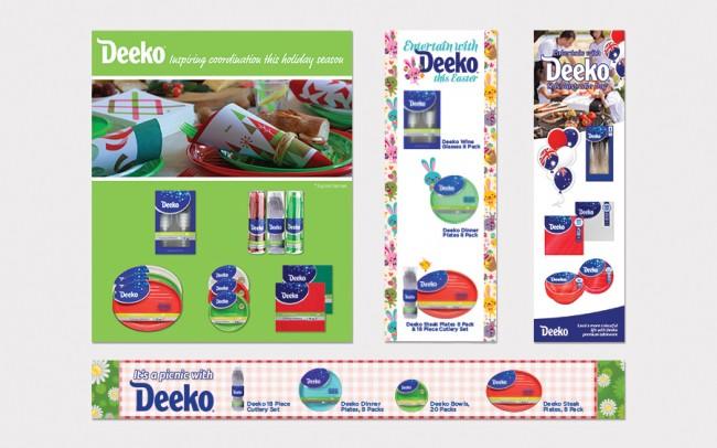 8. Deeko Advertising main slide
